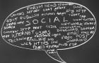 Social network concept